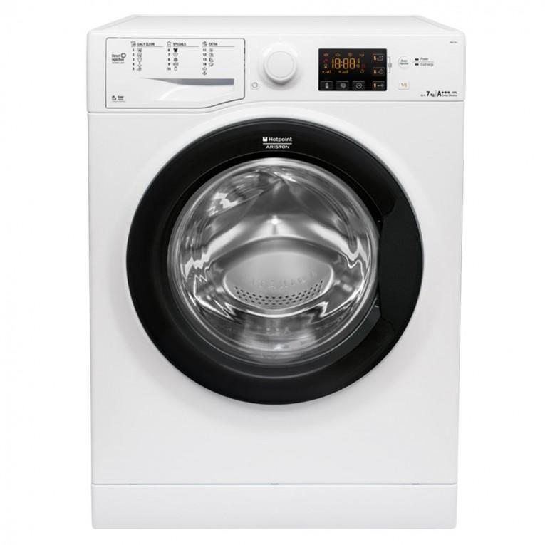 Masina de spalat rufe Hotpoint-Ariston RSG 744 JK EU, Clasa A+++, 7 KG, 1400 RPM, Alb