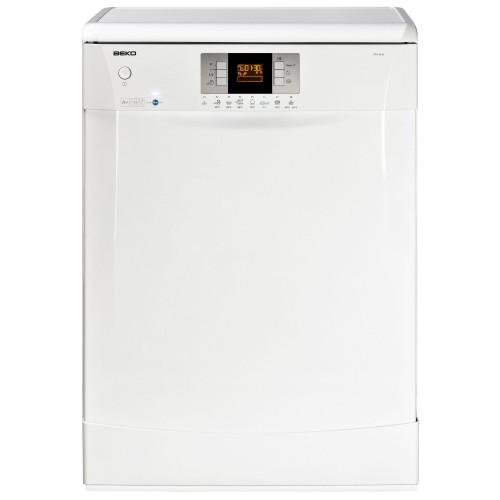 Masina de spalat vase Beko DFN 6833, 13 seturi, 8 Programe, Clasa A, LCD, Alb