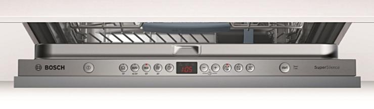 Bosch SMV53L80EU programe