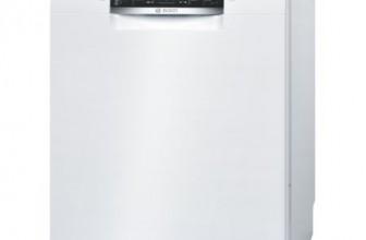 Bosch SMS46KW00E, Masina de spalat vase, 13 seturi, 6 programe, Clasa A++, 60 cm, Alb