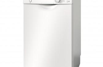 Bosch SPS40F02EU, Masina de spalat vase, 9 seturi, 4 programe, 45 cm, Clasa A, Alb