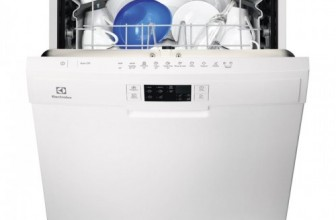 Electrolux ESF5511LOW, Masina de spalat vase, 13 Seturi, 6 Programe, Clasa A+, 60 cm, Alb