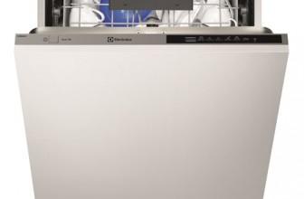 Electrolux ESL5330LO, Masina de spalat vase incorporabila, Motor Inverter, 13 Seturi, 5 Programe, Clasa A++, 60 cm