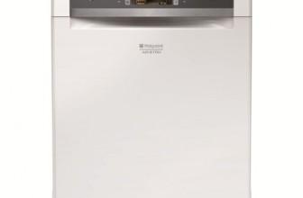 Hotpoint LFD11M132, Masina de spalat vase, 14 Seturi, 11 Programe, 60 cm, Clasa A+++, Alb