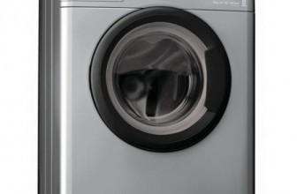 Whirlpool FDLR 70220 S, Masina de spalat rufe 6th Sense Colours, 1200 rpm, 7 kg, Display Smart, Clasa A+++, Silver