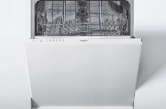 Whirlpool WIE 2B19, Masina de spalat vase incorporabila, 6 programe, 13 seturi, Clasa A+, 60 cm