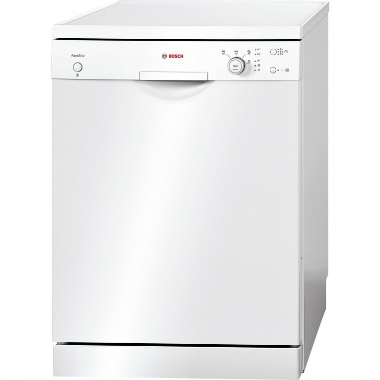 Masina de spalat vase Bosch SMS40E32EU, Capacitate 12 seturi, 4 programe, Clasa A+, Latime 60 cm, Alb