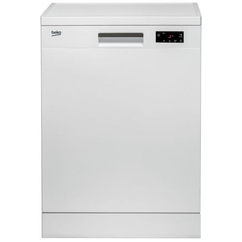Masina de spalat vase Beko DFN16210W, 12 seturi, 6 programe, Clasa A+, Alb