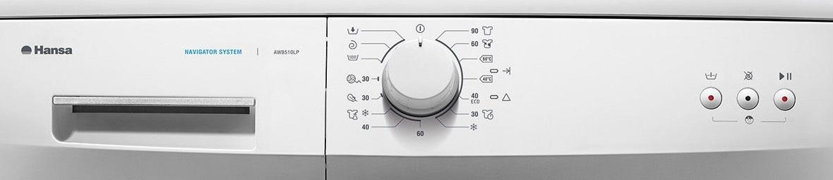 Hansa AWB510LP review, pret, pareri, opinii, masina de spalat ieftina panou comenzi