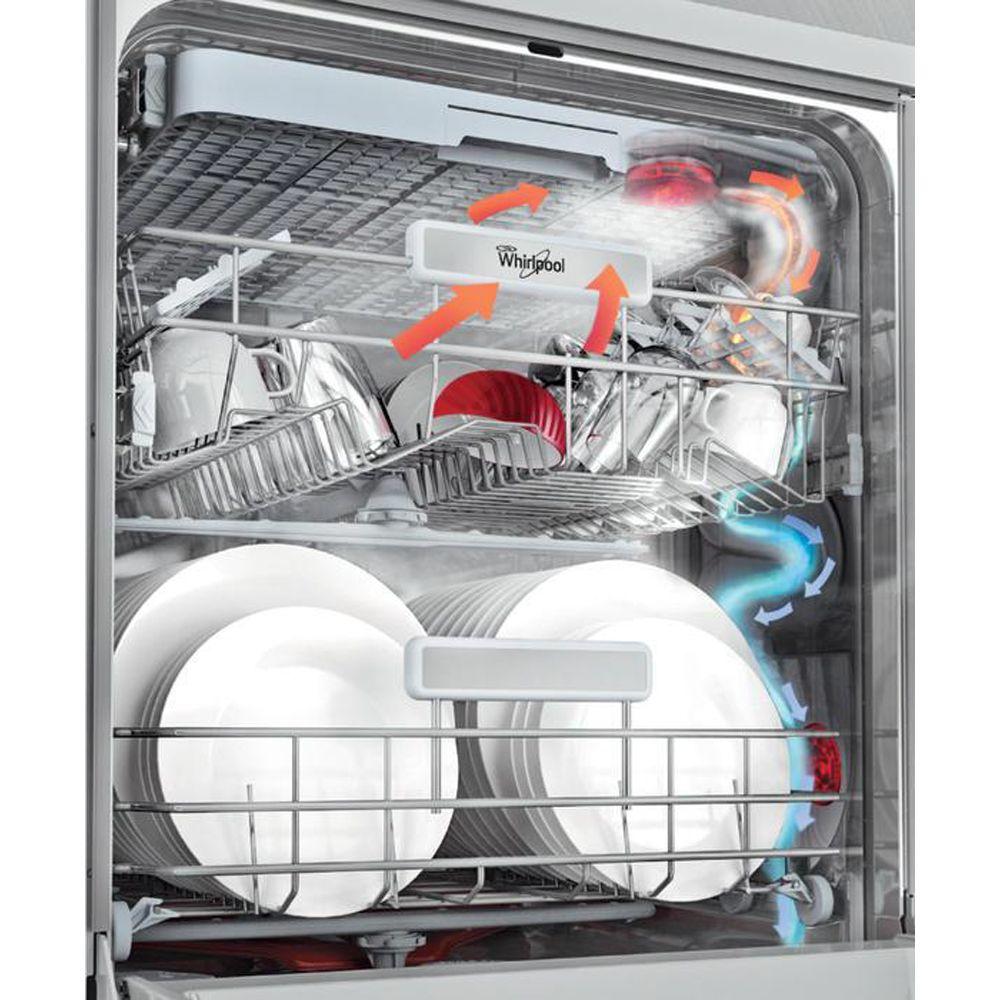 Whirlpool ADP 9070 IX interior review opinii pret pareri