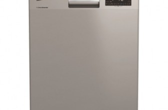 Beko DFN3933OX, Masina de spalat vase, Capacitate 13 seturi, 9 programe, Clasa A+++, Inox