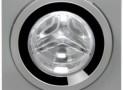 Beko WRE6532ZSBS, Masina de spalat rufe Slim, 6 kg, 1000 RPM, Clasa A+++, Display LED, Argintiu