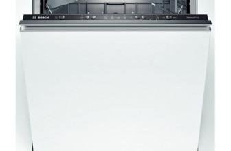 Bosch SMV50E60EU, Masina de spalat vase incorporabila, 12 Seturi, 5 Programe, Clasa A+, 60 cm