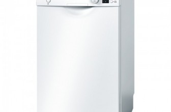 Bosch SPS50E82EU, Masina de spalat vase, 9 seturi, 5 programe, Clasa A+, 45 cm