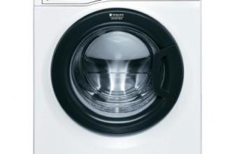 Hotpoint WMSD723B, Masina de spalat rufe SLIM, 1200 RPM, 7 kg, Clasa A+++, Display LED, Alb