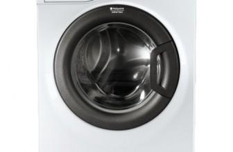 Hotpoint-Ariston FMSG 623B, Masina de spalat rufe, Slim, 6 kg, 1200 RPM, Clasa A+++, Alb