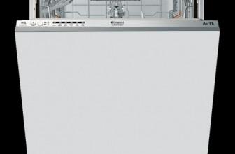 Hotpoint LTB6B019C, Masina de spalat vase incorporabila, 13 seturi, 6 programe, 60 cm, Clasa A+