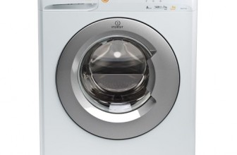 Indesit Innex XWDA 751480X, Masina de spalat cu uscator, 1400 RPM, Spalare 7 kg, Uscare 5 kg, Clasa A, 16 Programe, Alb