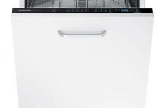 Samsung DW60M5050BB/EO, Masina de spalat vase incorporabila surprinzator de ieftina