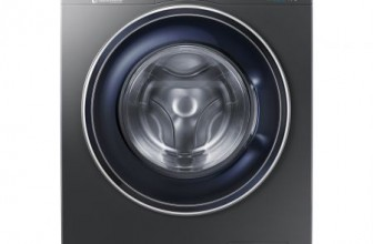 Samsung WW70J5246FX/LE, Masina de spalat rufe, EcoBubble, Motor Inverter Digital, 7 kg, 1200 RPM, Clasa A+++, 60 cm, Inox