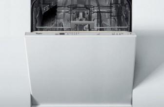 Whirlpool ADG 6500 A++, Masina de spalat vase complet incorporabila, 6th Sense, 13 Seturi, 6 Programe, Clasa A++, 60 cm