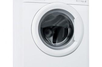 Whirlpool AWS 61012 Masina de spalat rufe SLIM 6th Sense, 1000 RPM, 6 Kg, Clasa A++, 45 cm , Alb