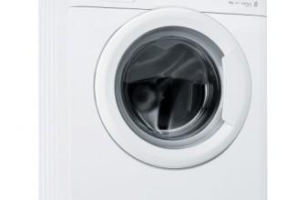 Whirlpool AWS 61212, Masina de spalat rufe SLIM 6th Sense, 1200 RPM, 6 Kg, Clasa A++, 45 cm , Alb