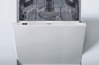 Whirlpool WRIC 3C26, masina de spalat vase incorporabila, foarte incapatoare, la un pret mic